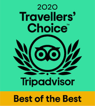 Travelers Choice Best of Best
